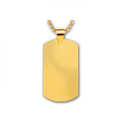 жетон армейский для гравировки металлический