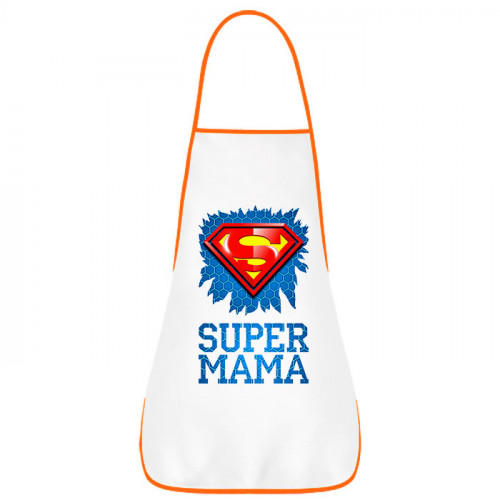 Фартук «Super Мама»