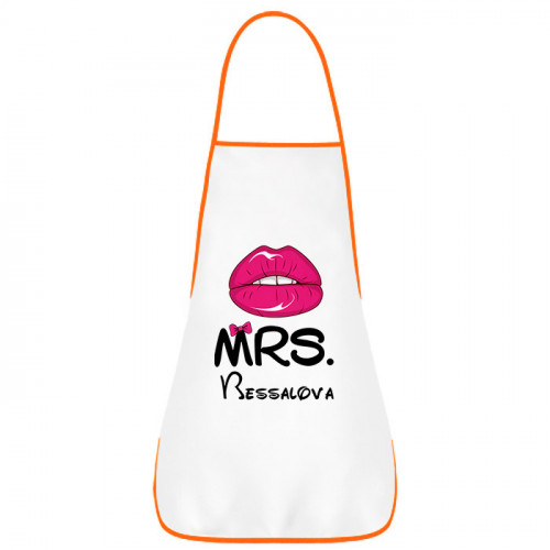Фартук «Mrs»