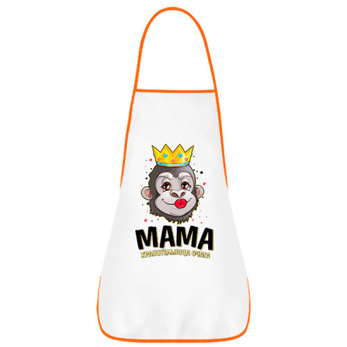 Фартук «Мама хранительница очага»