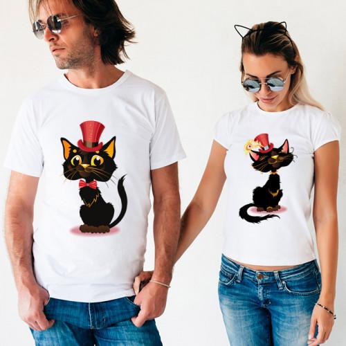 Парные футболки «Котаны»