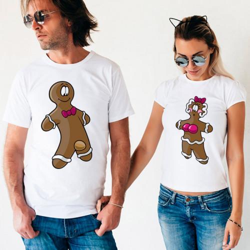 Парные футболки «Печеньки»