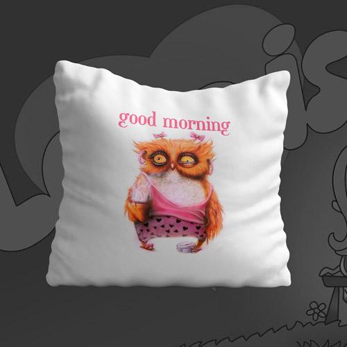 Подушка «Good Morning»