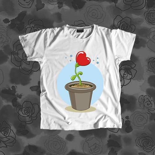 Детская футболка «Лейка»