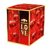 Картонные коробки с изображением